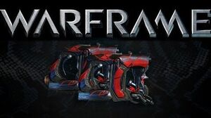 Warframe Wraith Twin Vipers