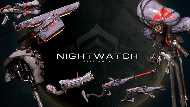 Nightwatch Skin Pack