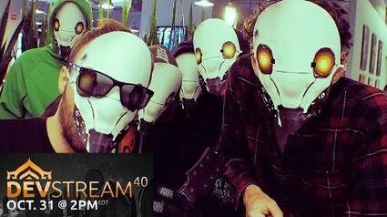 Warframe DevStream -40 - Hallowe'en Spooktacular