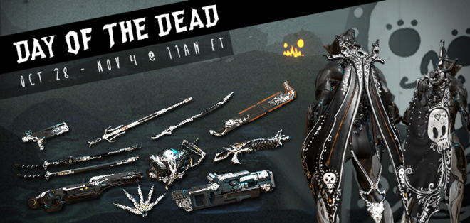 Update 17.9.0 Day of the Dead