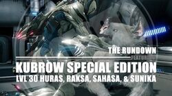 Kubrow Special Edition Part 1 3 The Rundown