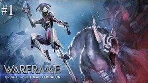 Let's Play Warframe Update 14 - Hidden Messages Part 1 (Mirage Quest)