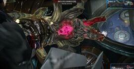 Infested grineer face