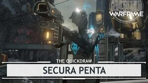 Warframe Syndicates Secura Penta, Blown Away.
