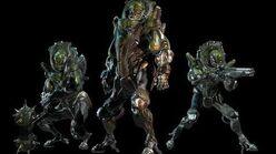 Warframe Survival Run Grineer Death Squad Grustag Three (First Meeting)