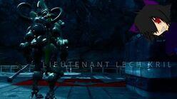 Warframe Assasination Lieutenant Lech Kril (Solo)