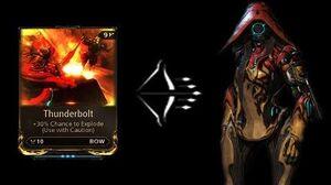 WARFRAME - Ivara's Artemis Thunder