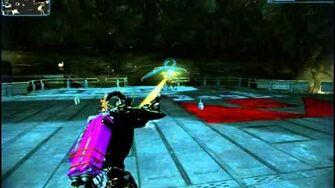 Warframe Block Captain Vor's Laser, Like In The Trailer!