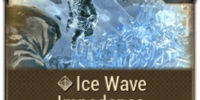 Ice Wave Impedance