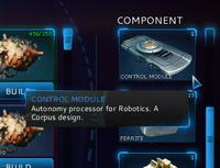 Control Module 3rd run