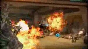 Warframe Karak Gameplay