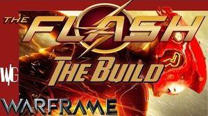 THE FLASH BUILD Volt prime - Exilus Forma Warframe