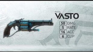 Tenno Reinforcements - Vasto