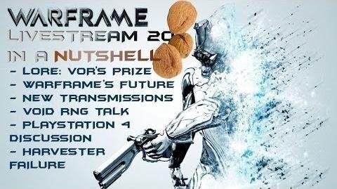 Warframe - Developer Livestream 20 - In A Nutshell