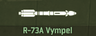 WRD Icon R-73A Vympel
