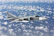 300px-Sukhoi Su-24 inflight Mishin
