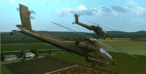 AH-64 Ingame