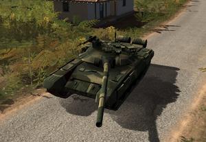 WRD Ingame T-72BU