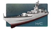 WRD OfficialSite Warships Frigates