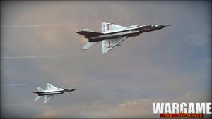 WRD Screenshot J-8 Shenyang