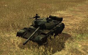 WRD Ingame T-55AMV
