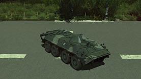 BTR-70 web