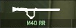 WRD Icon M40 RR