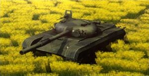 Ingame T-80A