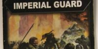 Imperial Guard Books