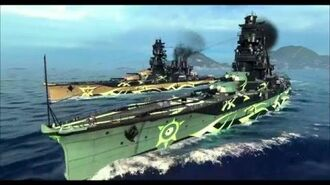 World of Warships - Arpeggio of Blue Steel - Ars Nova - Official Trailer