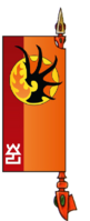 Burning Wing Banner