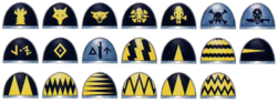 Wolf Guard Pack Markings