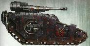 Tenebrae Relic Sicaran Tank