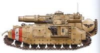 Stormsword 17th Tallarn Heavy Tank Regiment