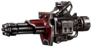 Avenger Gatling Cannon