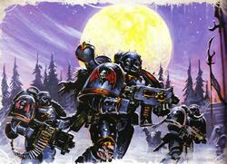 Night Lords Assault