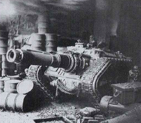 Destroyer of the Valhallan Armoured Regiment