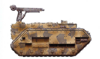 Trojan of the 28th Krieg Armoured Regiment