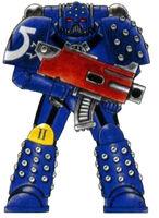 UM Mk5power armor