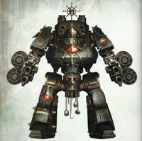 BL Contemptor Dreadnought
