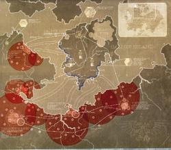 Kerrack tactical Map