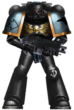 Raven's Watch Astartes