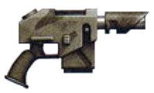 Accatran MG Heavy Laspistol