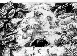 Imperial Reavers vs. Gargant