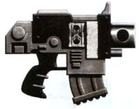 Ryza-Ultima Bolt Pistol Star Phantoms
