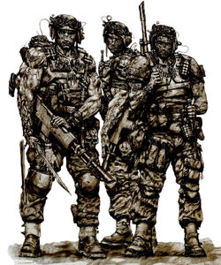 Mordant Troopers