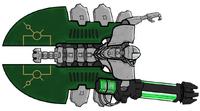 Necron Destroyer Markings 2 top