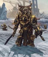 Chaos Terminator Lord DOW2
