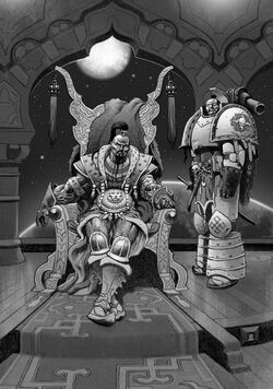 Great Khan Command Throne