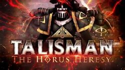 Talisman The Horus Heresy Art